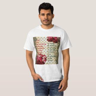 20th Quote; Seasons Greetings T-Shirt