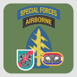 20TH SPECIAL FORCES GROUP STICKERS