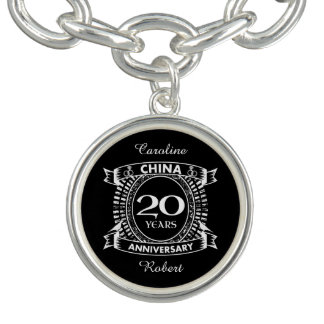 20TH wedding anniversary china