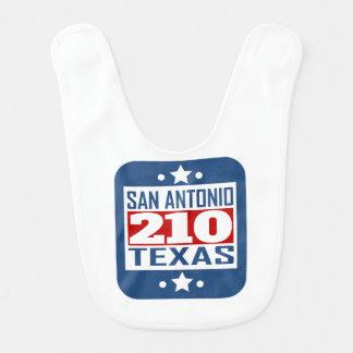 210 San Antonio TX Area Code Bib