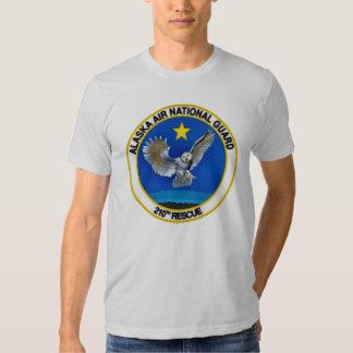 210th Rescue - Alaska Air National Guard T-shirts