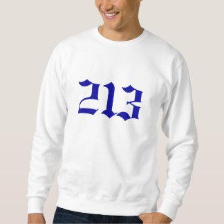 213 SWEATSHIRT