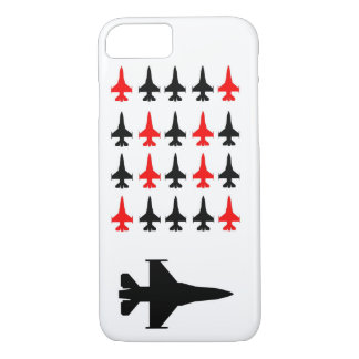 21 Airplanes iPhone 7 Case