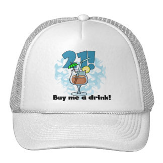21 Buy Me a Drink T-shirts and Gifts Hat