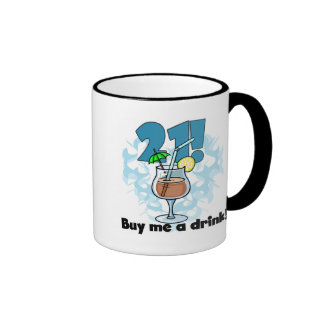 21 Buy Me a Drink T-shirts and Gifts Mug