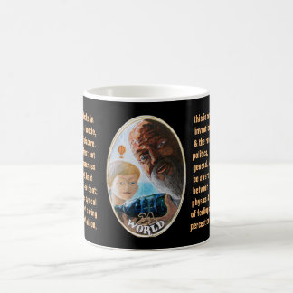 21. The world - Sailor tarot Coffee Mug