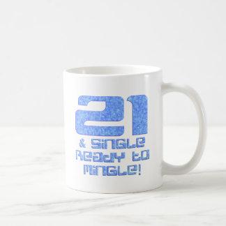21st Birthday Mugs