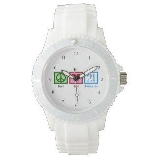 21st Birthday Watch