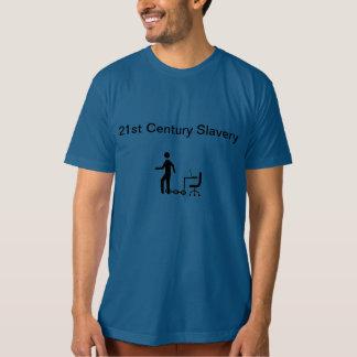 21st Century Slavery Tshirt
