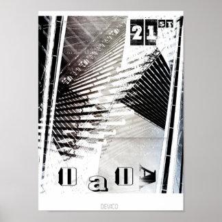 21st DaDa Poster