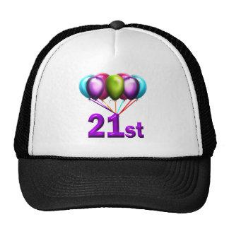 21st trucker hats