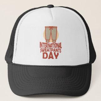 21st January - International Sweatpants Day Trucker Hat