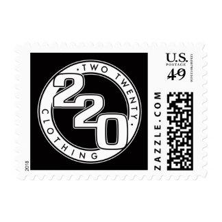 220 Logo Stamps