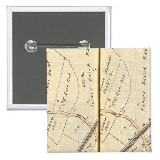 222223 Harrison, Mamaroneck 15 Cm Square Badge