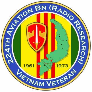 224th Avn Bn RR 1b - ASA Vietnam Photo Cutout