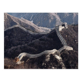227 - The Great Wall of China Postcard