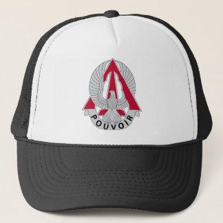 227th Aviation Regiment - Pouvoir Trucker Hat