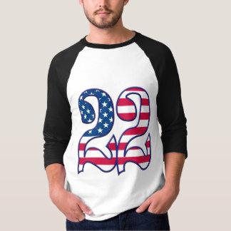 22 Age USA T-Shirt