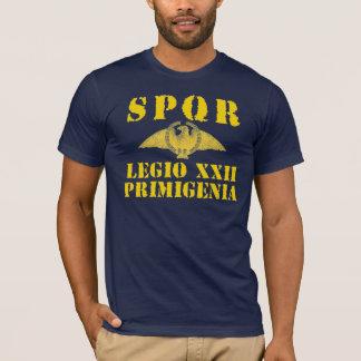 22 Caligula's 22nd Legion - Roman Eagle T-Shirt