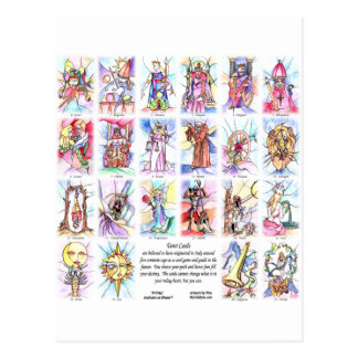 22-Cards (6x4)s Postcard
