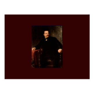 22 Grover Cleveland Postcard