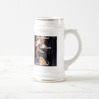 22 oz mug of Ellen Sirleaf