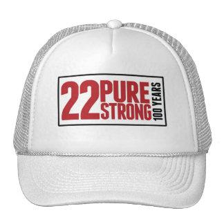 22 Strong Baseball Cap