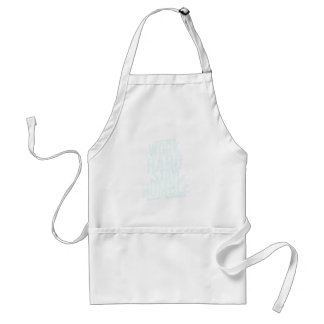 22nd February - Be Humble Day - Appreciation Day Standard Apron