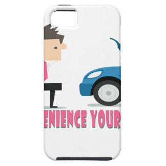 22nd February - Inconvenience Yourself Day Case For The iPhone 5