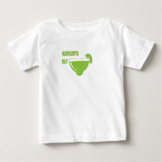 22nd February - Margarita Day - Appreciation Day Baby T-Shirt