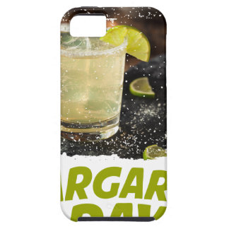 22nd February - Margarita Day iPhone 5 Cover