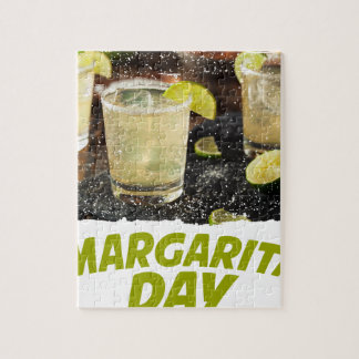22nd February - Margarita Day Jigsaw Puzzle