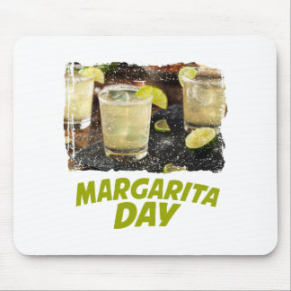 22nd February - Margarita Day Mouse Pad