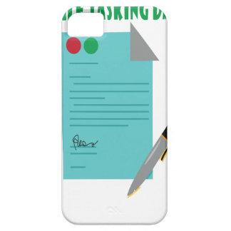 22nd February - Single Tasking Day iPhone 5 Case