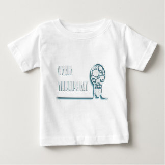 22nd February - World Thinking Day Baby T-Shirt