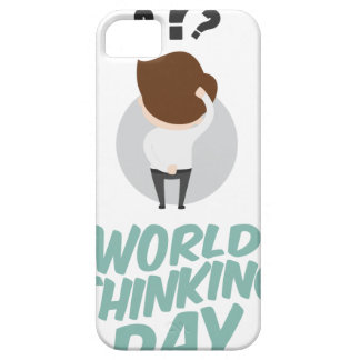 22nd February - World Thinking Day Case For The iPhone 5