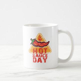 22nd January - Hot Sauce Day Coffee Mug