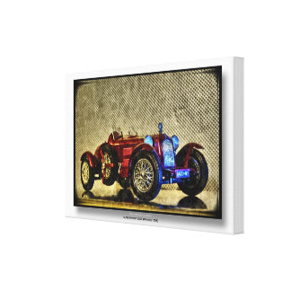 2300 Monza - Photoworks Jean Louis Glineur Canvas Print