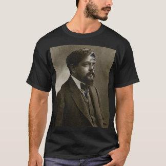 230px-claude debussy ca 1908, foto av félix nadar T-Shirt