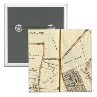 234235 Rye 15 Cm Square Badge