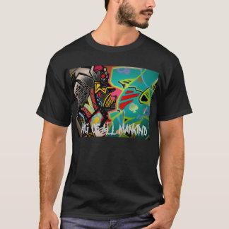 2375185130_263d530b4d, KING OF ALL MANKIND T-Shirt