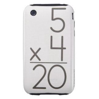 23972433 TOUGH iPhone 3 CASE