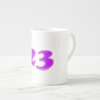 23 Bone China Mug