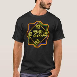 23 Mandala T-Shirt