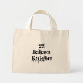 23 Sahara Knights Tote Canvas Bags