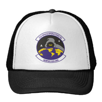 23d Space Operations SQ Hats