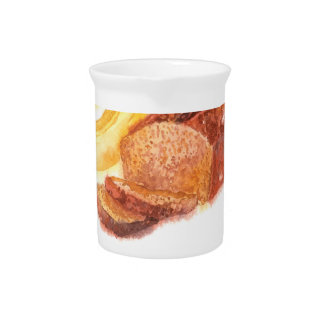23rd February - Banana Bread Day Pitcher