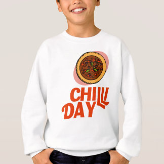 23rd February - Chilli Day - Appreciation Day Sweatshirt