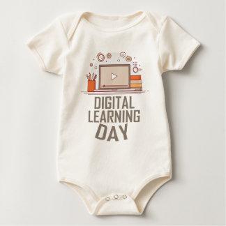 23rd February - Digital Learning Day Baby Bodysuit