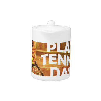 23rd February - Play Tennis Day